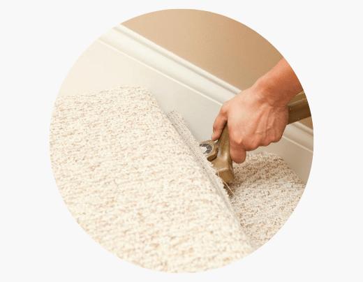 Carpet Fixing Doreen